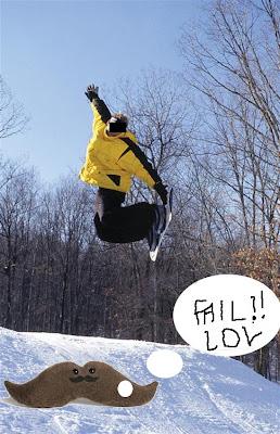 snowboarder hater