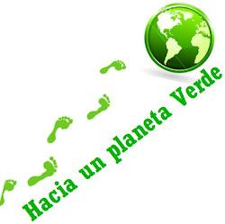 todos juntos hacia un planeta mas verde