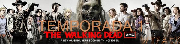 The Walking Dead Primera Temporada Castellano