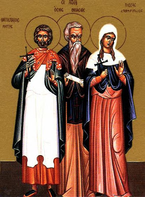 """philippi women Paul describes euodia and syntyche as """"women who contended at my side in the cause of the gospel"""" polycarp commends the congregation in philippi."""
