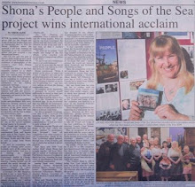 People And Songs of the Sea: CD and Exhibitions