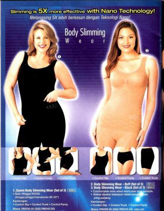 Body Sliming Wear