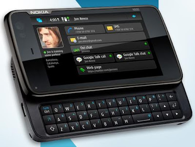 Feature of Nokia N900