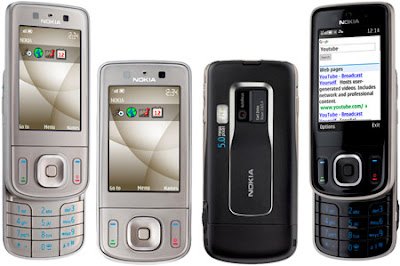 Feature of Nokia E6260