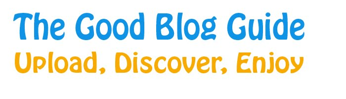 The Good Blog Guide