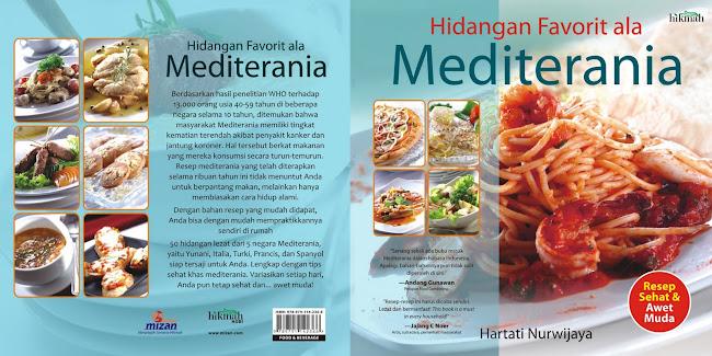 Book: Hidangan Favorit ala Mediterania