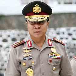 Kapolri Jenderal Pol Bambang Hendarso Danuri