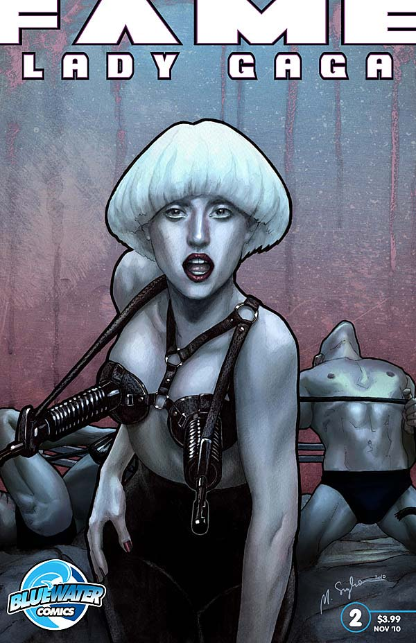 Lady Gaga Cartoon Pictures Gallery