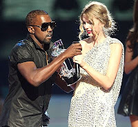 Kanye West Taylor Swift - Kanye West Mtv Awards