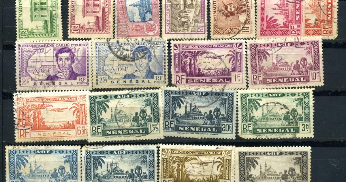 ma collection de timbres timbre afrique colonies francaises. Black Bedroom Furniture Sets. Home Design Ideas