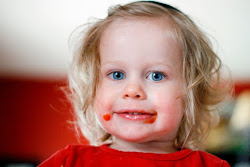 Ketchup Face