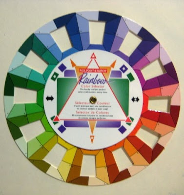 How to Use a Color Wheel - Free Quilting Patterns and