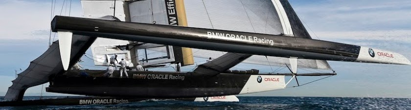 ORACLE Racing blog