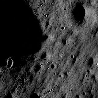Imagen de la luna por el LRO