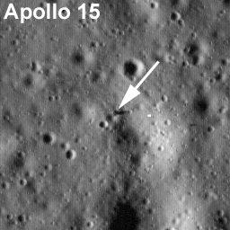 Alunizaje del Apollo XV