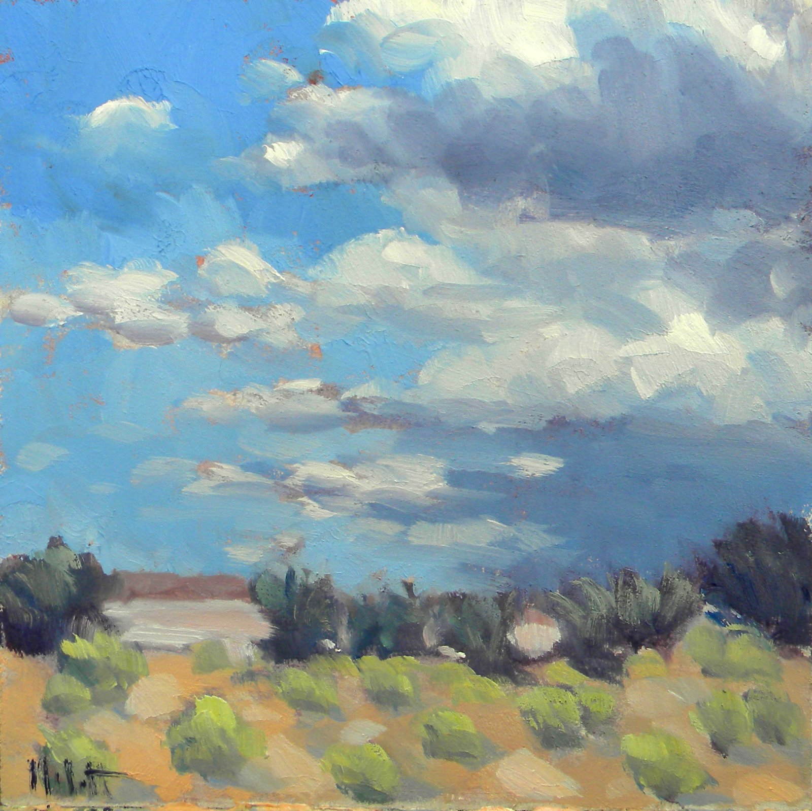 Southwest Landscape Art