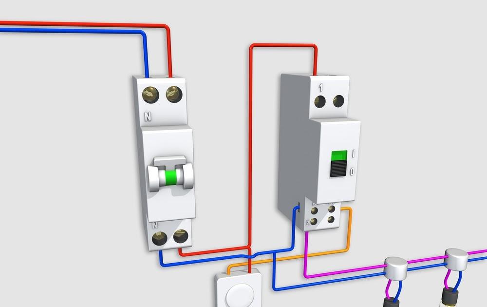 Sch ma de c blage lectrique d 39 un permutateur sch ma de - Schema electrique refrigerateur no frost ...