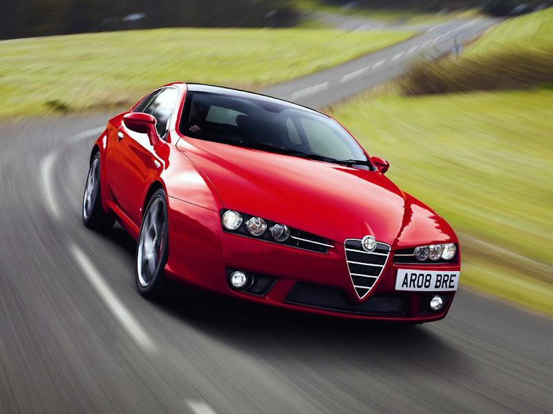 2009 Alfa Romeo Brera S V6