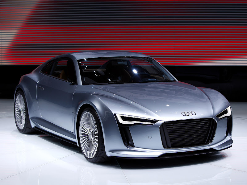 2010 Audi e-tron Auto Concept