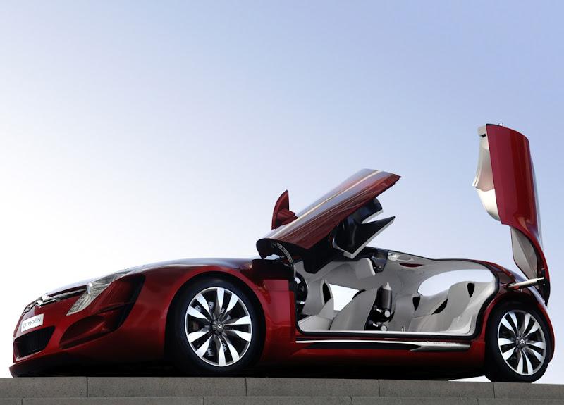 2006 Citroen C-Metisse Auto Concept Hybrid V6