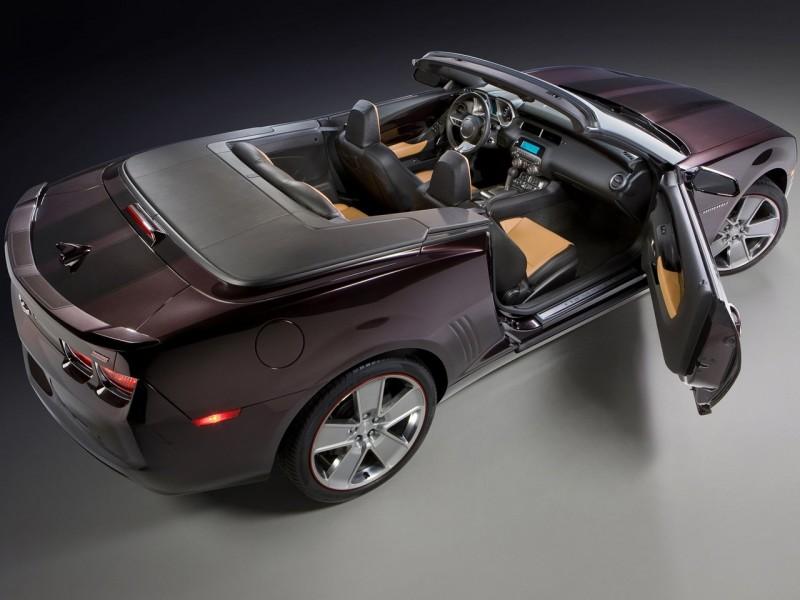 2011 Chevrolet Camaro Convertible Neiman Marcus Editions