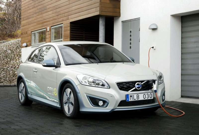2010 Volvo C30 Battery Electric Vehicle