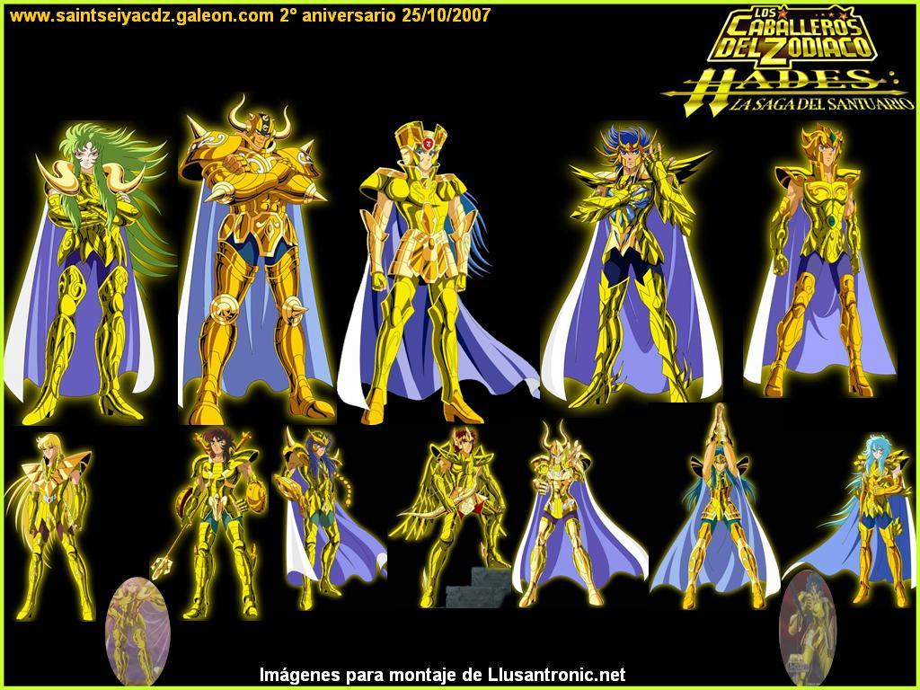 Informacion Sobre Caballeros Del Zodiaco   Saint Seiya   Taringa