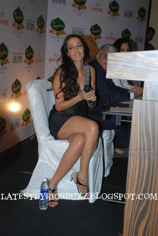 Short Dress Crossed Legs