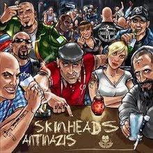 SKINHEADS ANTINAZIS