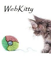 WebKitty - Талисман моего блога
