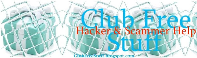 Club Free Stuff Hackers & Scammers Help