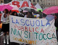 Movilización en Roma