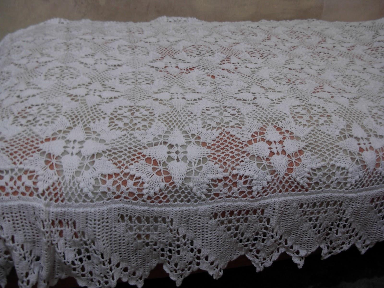 Colchas tejidas a crochet colchas a crochet youtube pin - Colchas tejidas a crochet ...