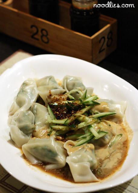 new shanghai dumpling
