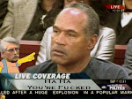 CNN coverage of O.J.