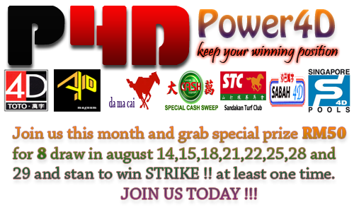 Be a Power4D Member today!