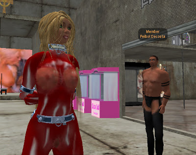 To see a photo of the Virtual Reality Sex Machine go to: ...