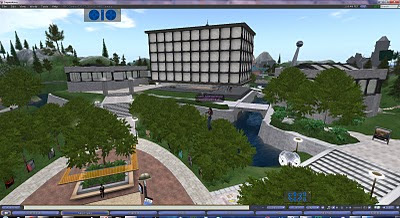 NMC Campus in Second Life