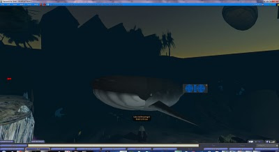 underwater sea life in Second Life