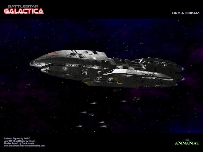 Pegasus Battlestar