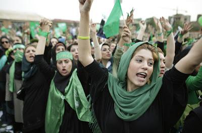 O maior temor de Teerã