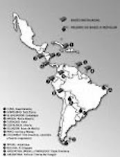 """...Chávez advirtió que por las bases militares soplaban ""vientos de guerra""."