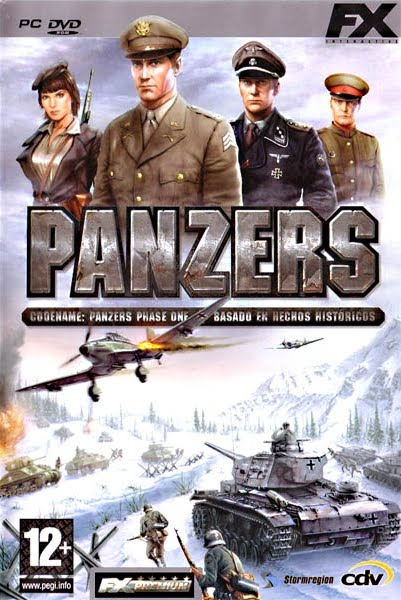 codename panzers phase one fr as games. Black Bedroom Furniture Sets. Home Design Ideas