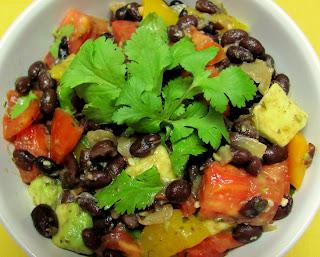 Cubano Black Bean Salsa ~ First Super Bowl XLIV Recipe!!!