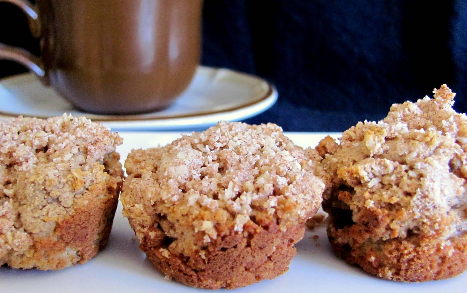 ... Distinctive Diabetic Recipes: Mini Cinnamon Streusel Coffee Cakes