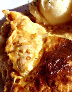pollo con sopa de cebolla de sobre