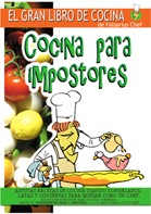LIBRO COCINA PARA IMPOSTORES: 9 EDICIN YA A LA VENTA