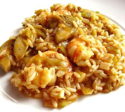 arroz arrisotado a la berlusconi