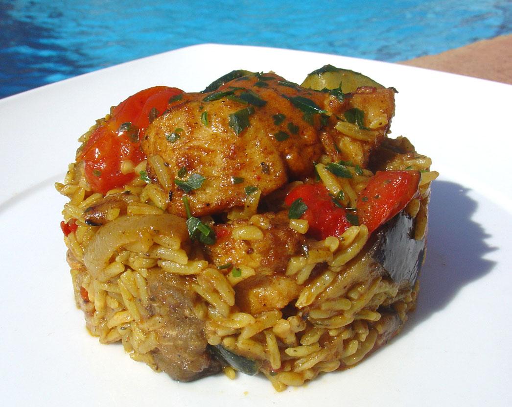 arroz indio