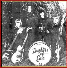 The Daughters of Eve-all girl band